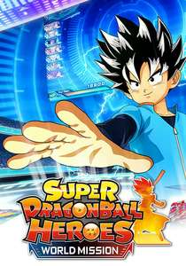 Super Dragon Ball Heroes World Mission PC (Steam) £5.99 at GamesPlanet