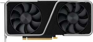 Nvidia GeForce RTX 3060 Ti Founders Edition 8GB GDDR6 - Pre-owned £770 at CeX