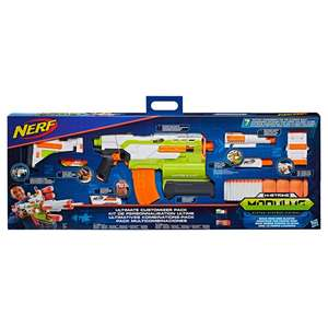 NERF Modulus Ultimate Customizer Pack £39.99 at Smyths Toys