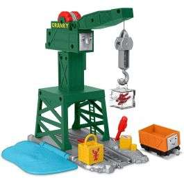 Thomas & Friends Cranky The Crane for £11.99 delivered (mainland UK) @ BargainMax