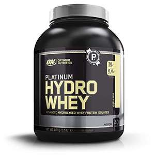 Optimum Nutrition Platinum Hydro Whey Vanilla Protein Powder (1.6kg) - £38.39 (£36.47 with S&S) @ Amazon