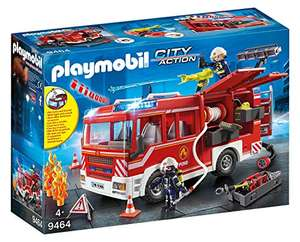 Playmobil City Action 9464 Fire Engine with Light and Sound £27.89 at Amazon