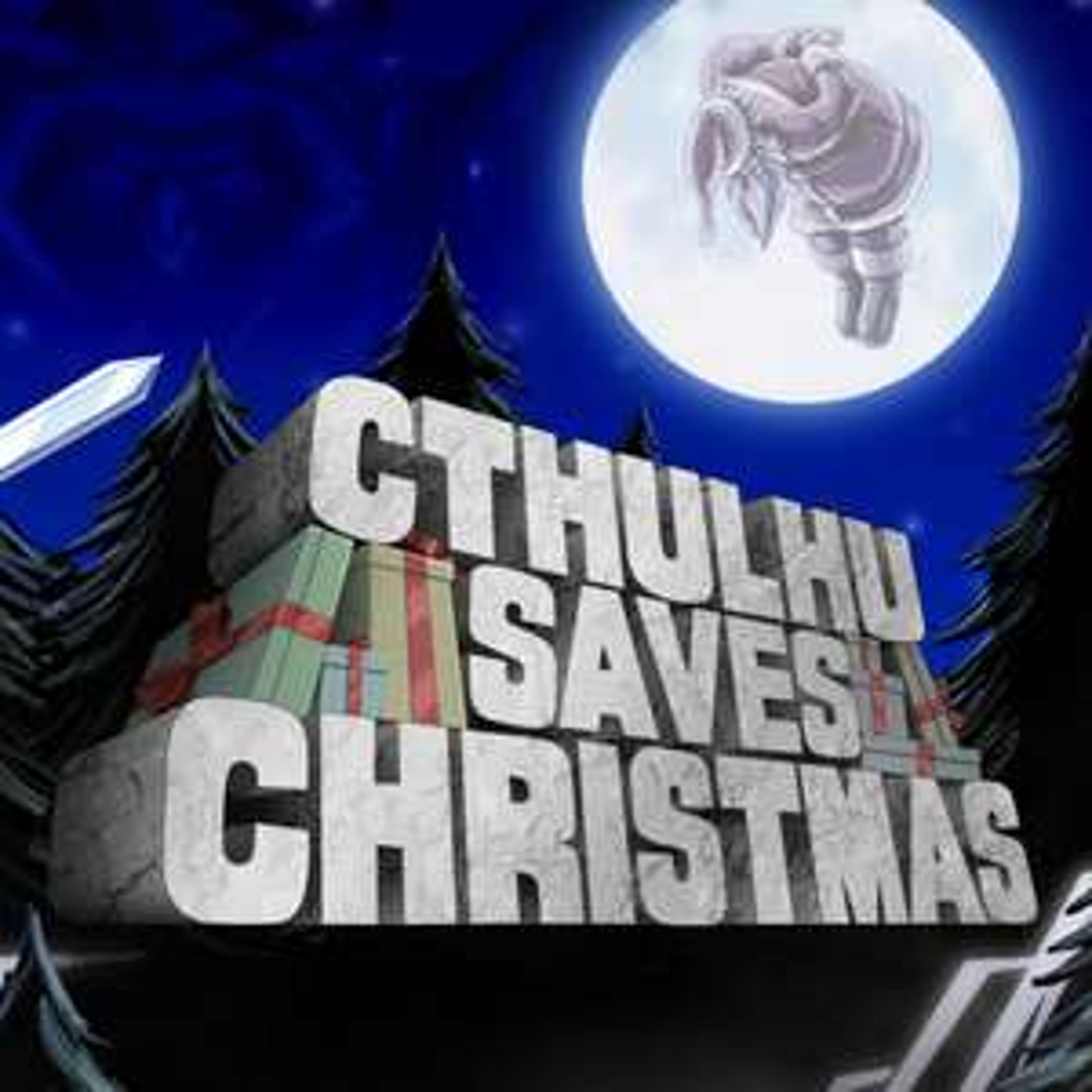 Cthulhu Saves Christmas Nintendo Switch £4.55 at Nintendo eShop