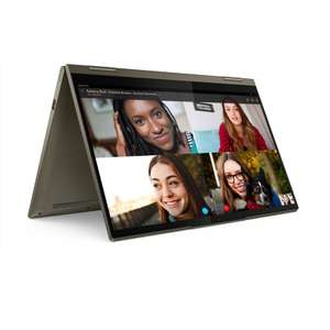 "Lenovo Yoga 7 Convertible Laptop Core i5-1135G7 8GB 256GB SSD 14"" FHD Touch W10 £749.99 @ Laptop Outlet"