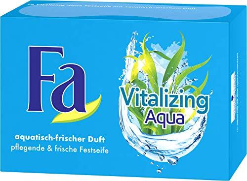 FA Vitalizing Aqua Solid Soap with Aquatic Fresh Fragrance 100 g 31p at Amazon Prime (+£4.49 Non Prime)