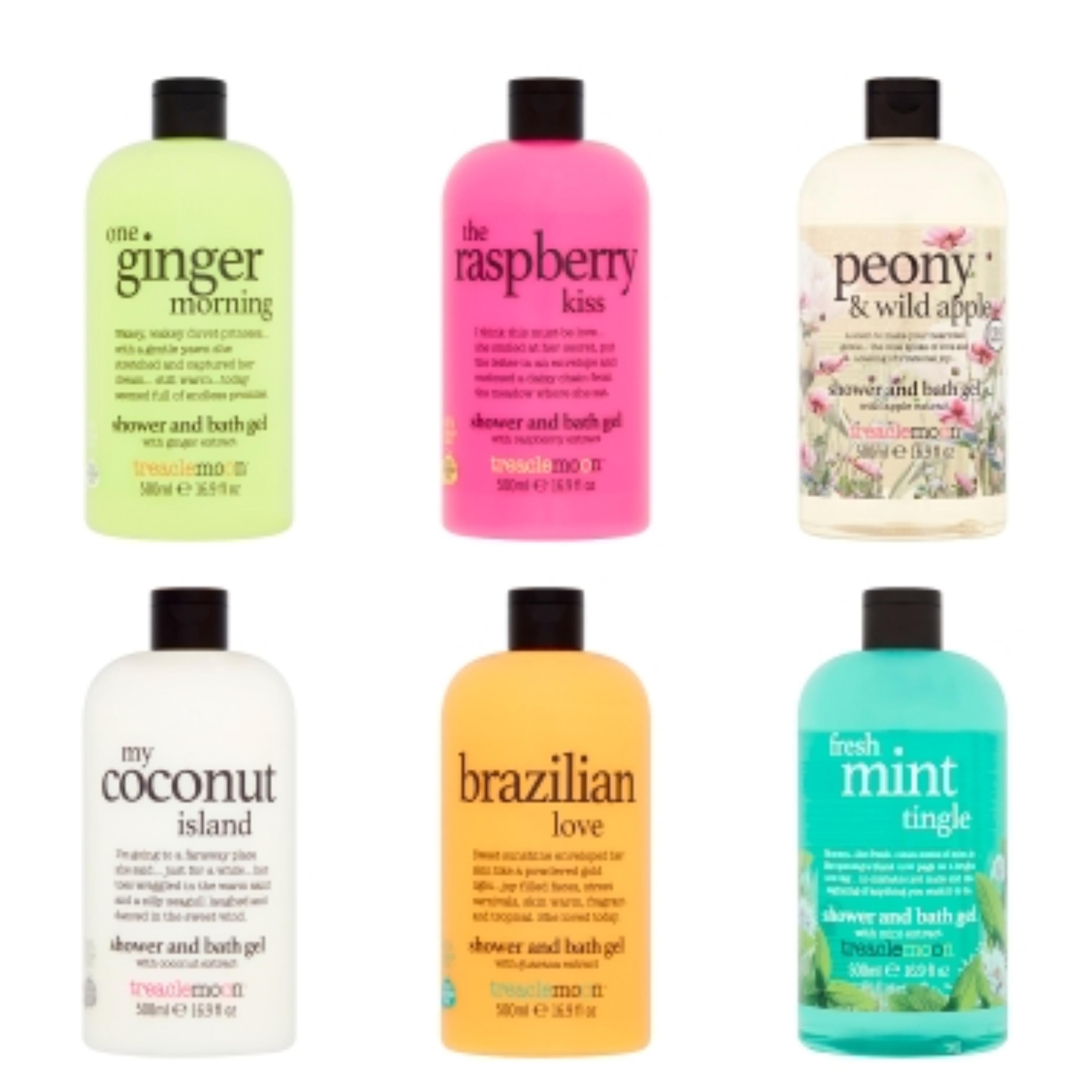 Treacle Moon Shower/Bath Gel 500ml - 6 Products on Offer - £1.50 (Minimum spend applies) @ Waitrose & Partners