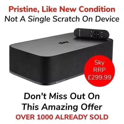 Sky Soundbox Soundbar Used Like New £119.99 @ The Big Phone Store