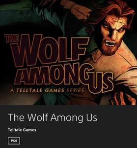 The Wolf Among Us (PS4/PS5) - £3.24 @ PlayStation store