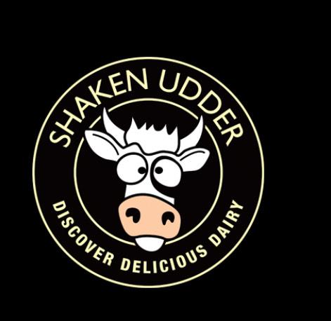 15% off with code @ Shaken Udder