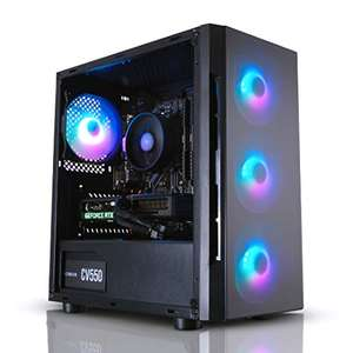 ADMI Gaming PC: Ryzen 3600   RTX 2060 6GB Graphics Card   16GB DDR4   650W PSU Bronze Rated - £849.95 - Sold & Shipped by ADMI @ Amazon