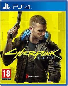 Used - Cyberpunk 2077 [PS4] - £23.99 delivered @ Boomerang Rentals / eBay