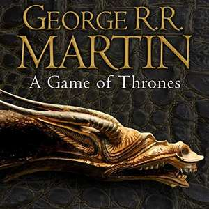 Game of Thrones Audiobook : Deal of the Day - £2.99 @ Audible