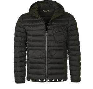 Barbour International Ouston Hooded Slim Fit Quilted Jacket - £100 using code / £104.99 delivered @ Tessuti