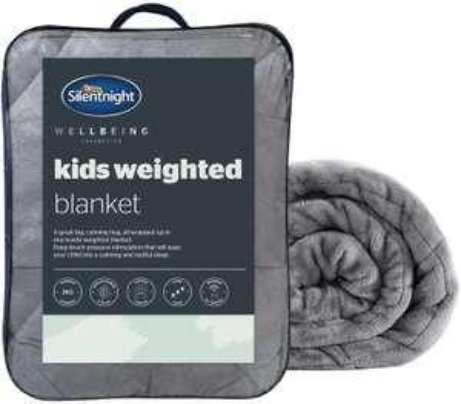 Silentnight Kids Weighted Blanket - £7.50 instore @ Tesco