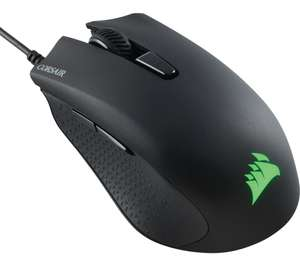 Corsair Harpoon RGB Pro RGB Optical Gaming Mouse, £16.99 delivered using code at Currys PC World