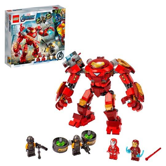 Lego Iron Man Hulkbuster 76164 £26 with clubcard @ Tesco