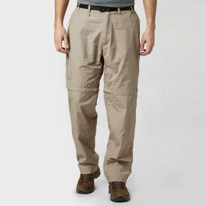 Kiwi Convertible Trousers - £19.97 / £23.92 delivered @ Millets
