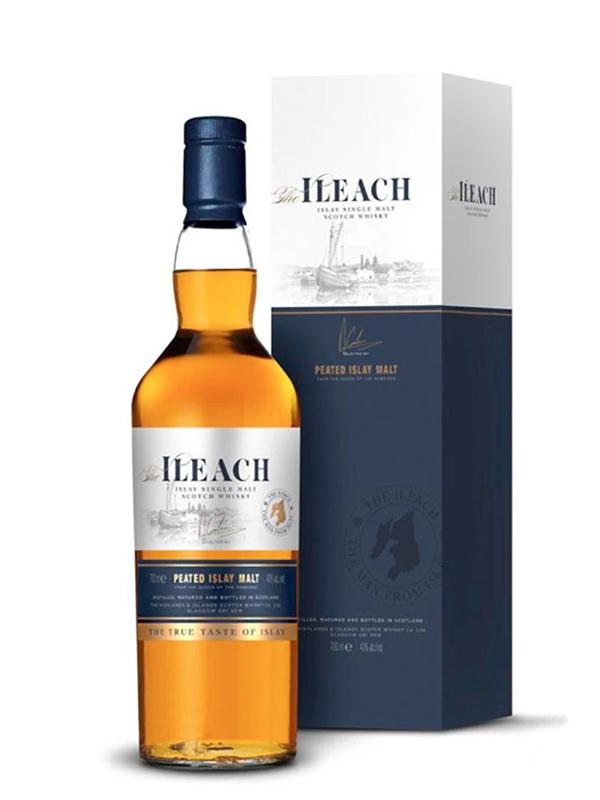 The Ileach Islay Single Malt Scotch Whisky, 70cl - £23.99 / £28.78 delivered @ House of Malt