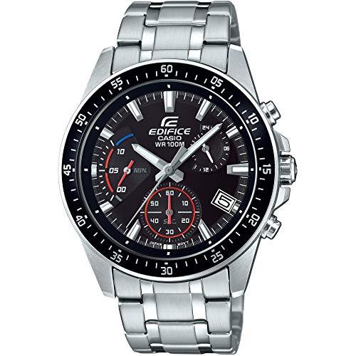 Casio Edifice Men's Chronograph Stainless-Steel Bracelet Watch, £66.13 (UK Mainland) Sold by Amazon EU @ Amazon