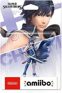 Chrom Amiibo (Smash Bros. Set) £6.22 (+£4.49 non-prime) @ Amazon