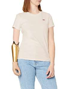 Levi's Women's Perfect Tee T-Shirt - £11.00 Prime / £15.49 Non Prime at Amazon