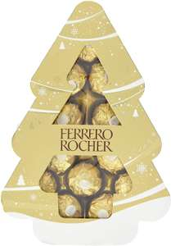 12 pack Christmas Tree Ferrero Rocher reduced to £2.25 at Debenhams Plymouth