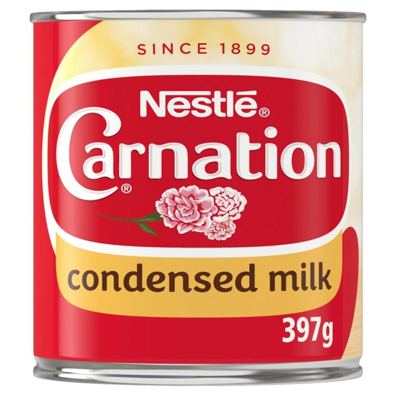 Carnation Sweetened Condensed Milk Tin 397g - £1 @ Morrisons