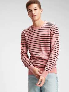 Men's Mainstay Sweater £6.99 (£4 delivery / Free click & collect or delivery over £25) @ Gap
