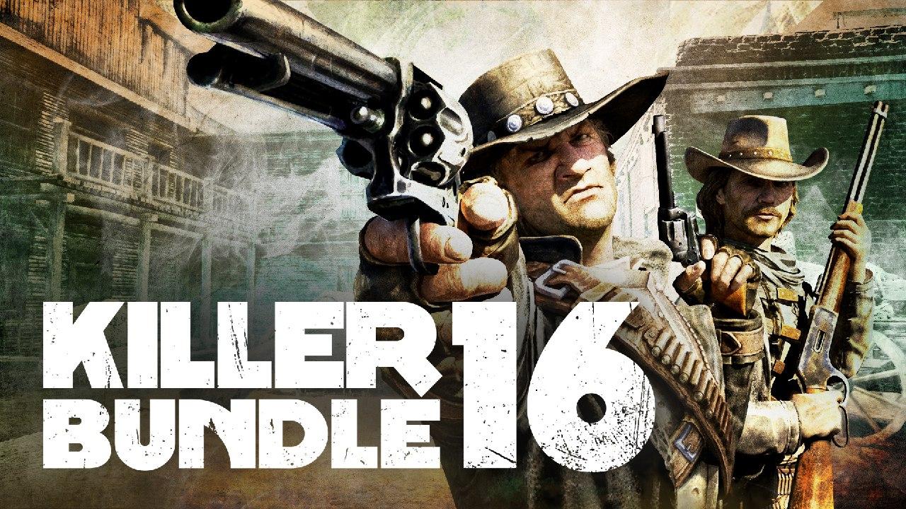 [Steam] Killer Bundle 16 (PC) Inc TWD The Final Season, Yokus Island Express, Yooka Laylee + More (From 20th April 4pm) - £3.49 @ Fanatical