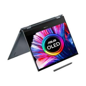 ASUS Zenbook UX363EA Flip Core i5-1135G7 8GB 512GB SSD 13.3 Inch FHD OLED Touchscreen Windows 10 Laptop £859.97 @ Laptops Direct