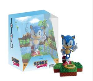 Buy 2 Select Sega Video Game Titles (PS4/Switch/Xbox) And Get A Free Sonic Totaku Figure @ Smyths Toys