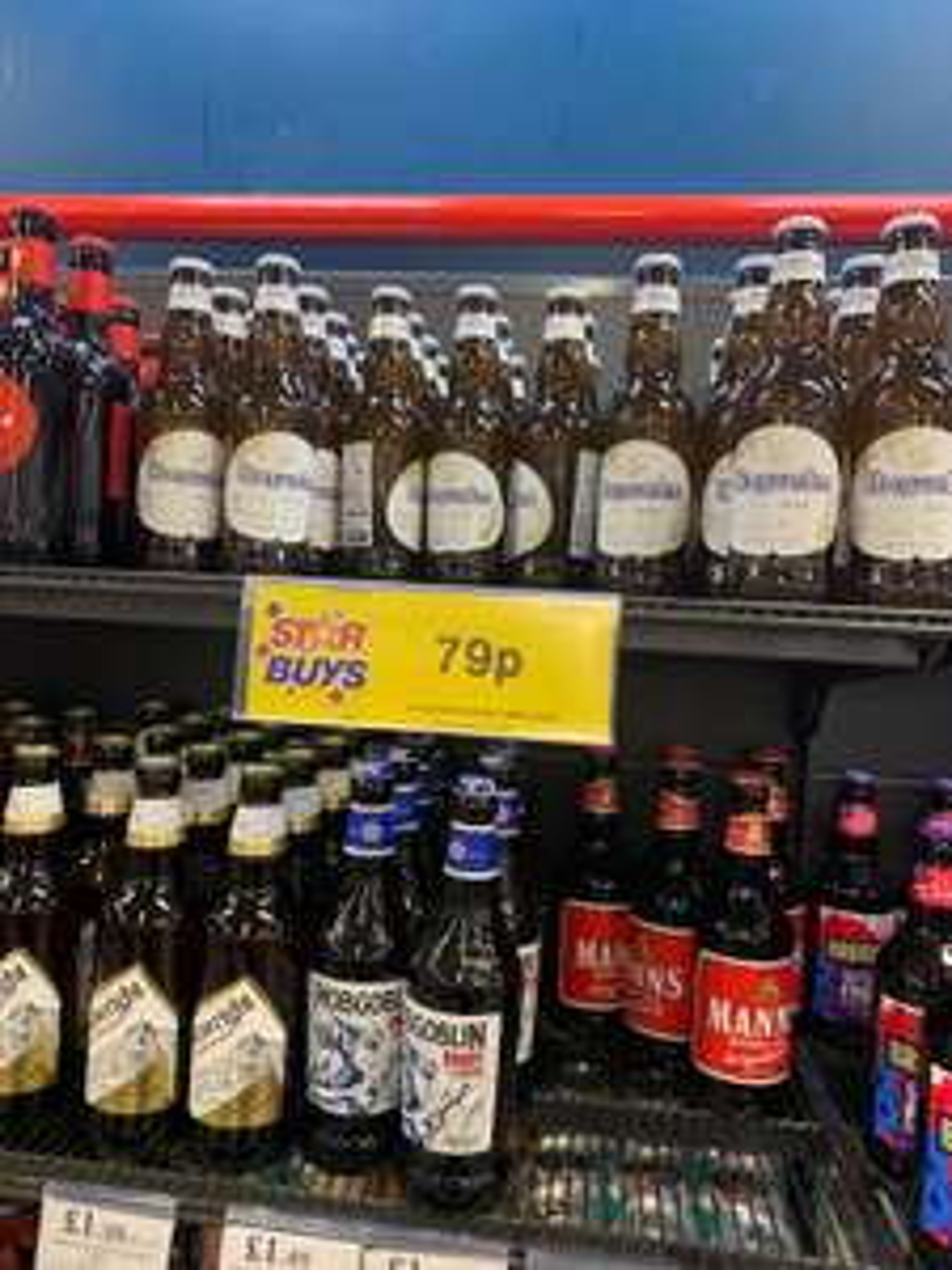 Hoegaarden Wheat Beer (330ml) - 79p Instore @ Home Bargains (Sheffield)