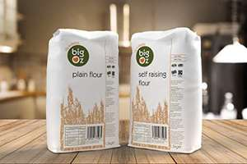 BIG OZ Self-Raising Flour : 6 kg (1.5 kg * Pack of 4) £2.14/ £2.03 S&S (+£4.49 NP) Delivered @ Amazon