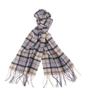 Barbour Lambswool Scarf - Ecru £15.60 at Very (Click & Collect)