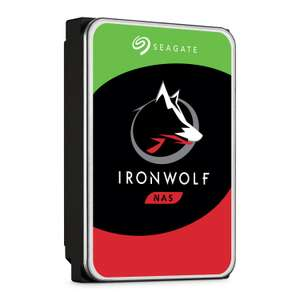 Seagate IronWolf 4TB ST4000VN008 NAS Internal Hard Drive/HDD, £88.99 delivered at Scan