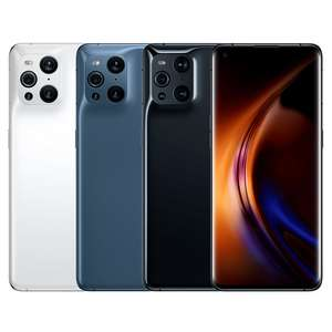 Oppo Find X3 5G Dual SIM 8GB/128GB Smartphone (Chinese Version (PEDM00) with Google Play) - £569 Delivered @ Wonda Mobile