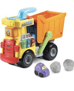 VTech Toot-Toot Drivers Dumper Truck Toy £16.57 Prime at Amazon (+£4.49 non Prime)