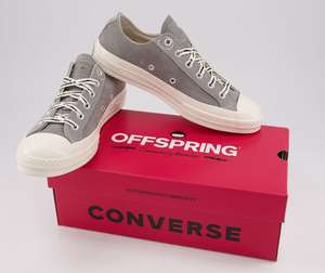 Offspring x Converse Community Chuck 70's PT2 Trainers Now £30 Free Click & Collect or £3.99 Delivery @ Offspring