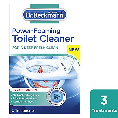 Dr. Beckmann Power-Foaming Toilet Cleaner, 300 g £3 Prime / £2.55 S&S /£7.49 Non Prime Amazon