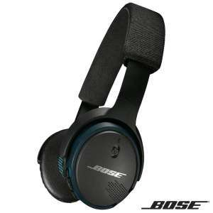 Bose® SoundLink® on-ear Bluetooth headphones in Black, £99.99 at Costco