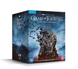 Game of Thrones: The Complete Series [Blu-ray] £76.54 delivered at Amazon