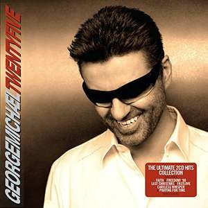 George Michael - 25 Greatest Hits Double CD & Amazon MP3 - £3.70 (+£2.99 Non Prime) @ Amazon