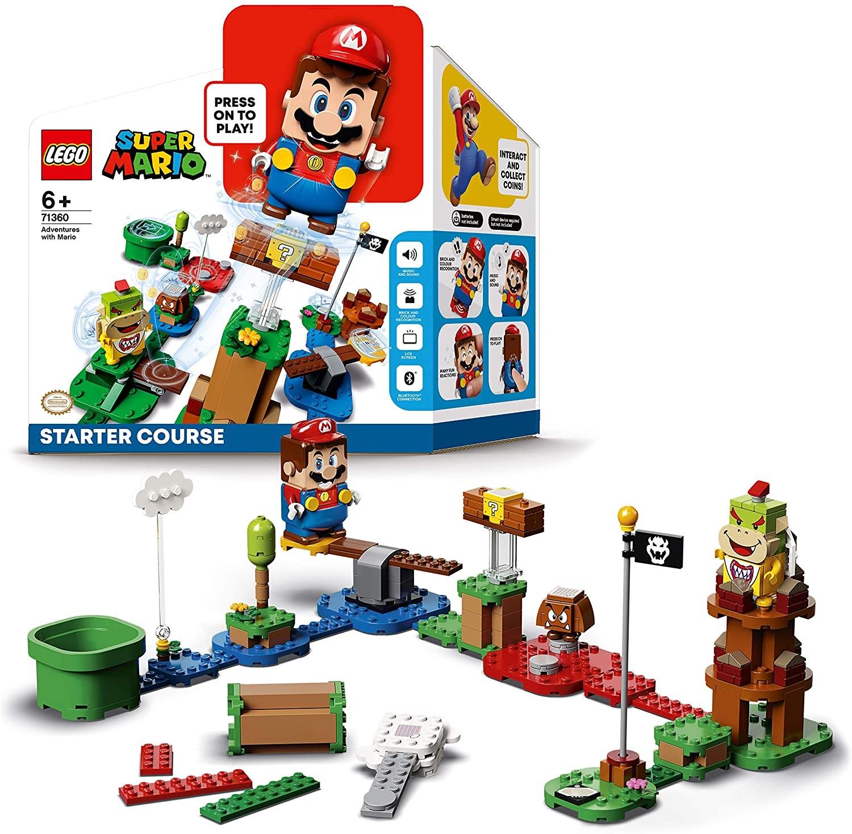 LEGO 71360 Super Mario Adventures Starter Course £32.99 @ Amazon