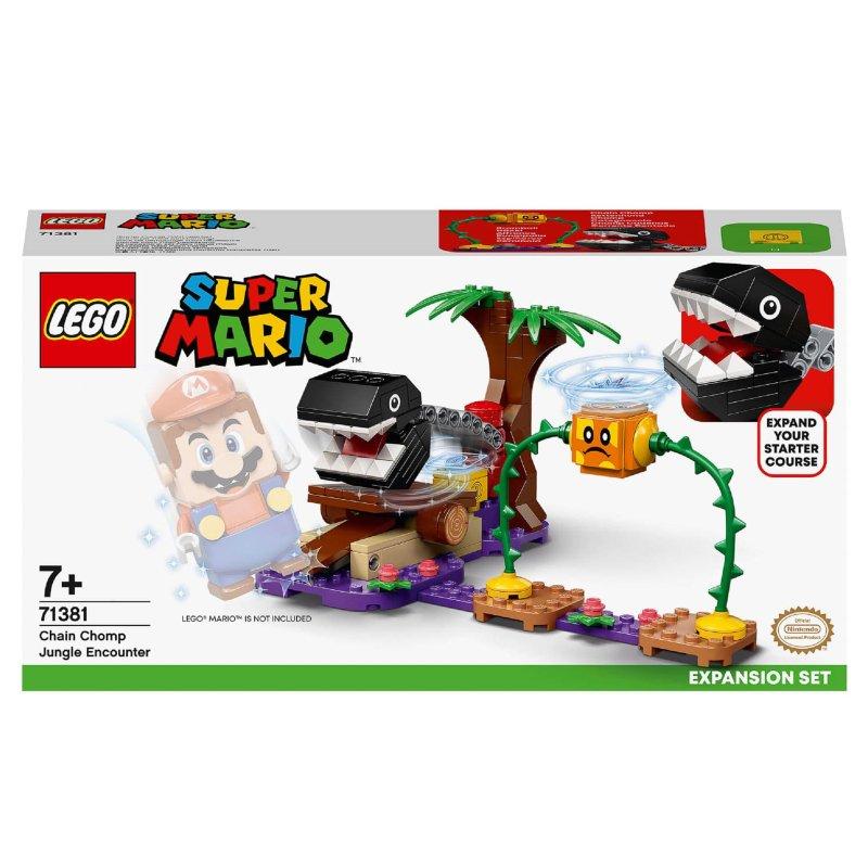 LEGO 71381 Super Mario Chain Chomp Jungle Encounter £15 instore @ B&M Stores Maybury, Edinburgh