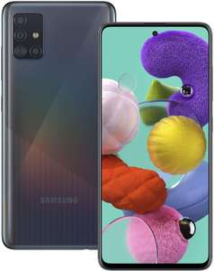 Samsung Galaxy A51 128GB on Talkmobile - Unlimited Minutes and Texts, 10GB for £17pm (£108 cashback - effective £12.50pm) 24mo @ Fonehouse