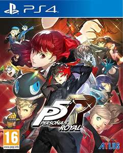 [PS4] Persona 5 Royal Standard Edition - £21.85 delivered @ Simply Games