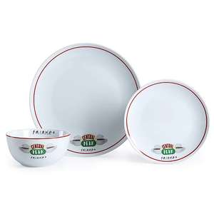 Friends Central Perk Dinner Set 12 Piece £15 instore @ Asda Frome
