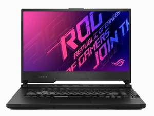 "Asus ROG Strix G512LW-HN037T 15.6"" Gaming Laptop i7 10th Gen 512GB SSD 16GB RAM Refurbished £975.99 @electrical_deals"