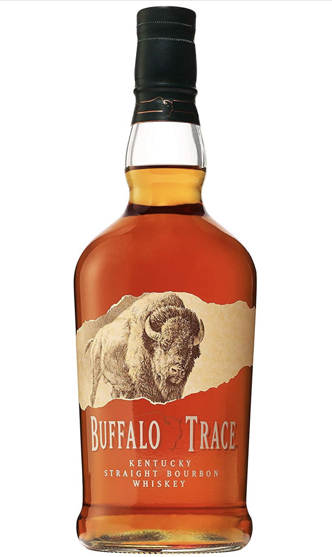 Buffalo Trace Kentucky Straight Bourbon Whiskey 70cl £18 Prime (£15.30 S&S) (+£4.49 non-prime) @Amazon