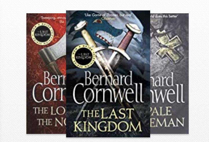 The Last Kingdom Series by Bernard Cornwell paperback: Books 1-3 £2.00 (+ £2.99 delivery Non Prime) each @Amazon